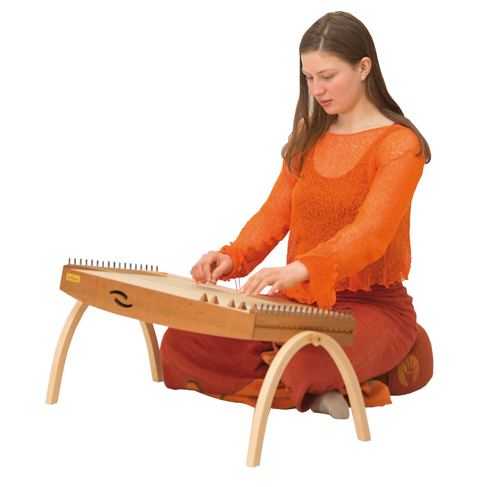 feeltone Monolina monochord available in 4 tunings with add on stand | Weplaywelltogether