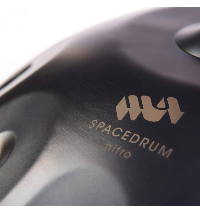 Metal Sounds Handpan Spacedrum Nitro 9 notes - Sonoro | We Play Well Together