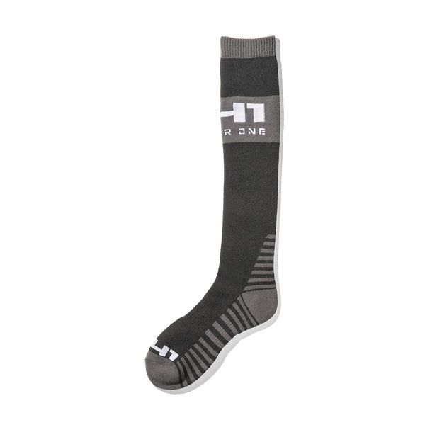 【NEW】241COLLECTION 20-21 241-LOGO PILE SOCKS MB6052