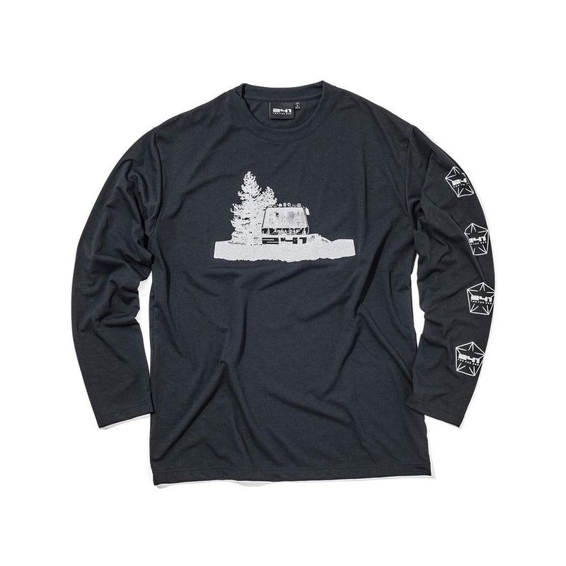 40%OFF 241COLLECTION 18-19 241-SNOWCAT LONGSLEEVE TEE MB6822 - 241COLLECTION