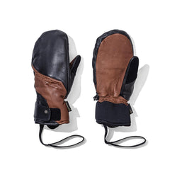 241COLLECTION 18-19 241-GORE-TEX LEATHER MITTENS MB8700 - 241COLLECTION