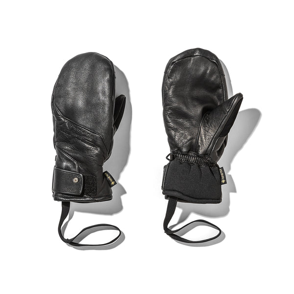 【NEW】241COLLECTION 19-20 241-GORE-TEX LEATHER MITTENS MB8900