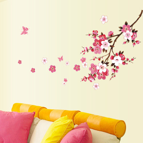 Cherry Blossom Wall Stickers Part 77
