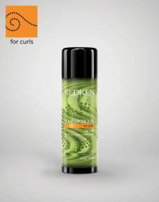 CURVACEOUS FULL SWIRL CURLY & WAVY HAIR CREAM SERUM