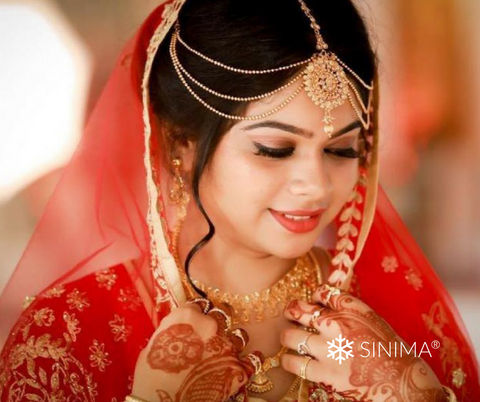 Bridal Makeup Sinima Salon