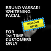 Bruno Vassari Whitening Facial Welcome Offer