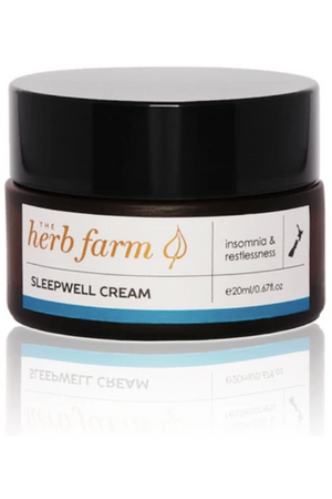 the herb farm sleep well cream