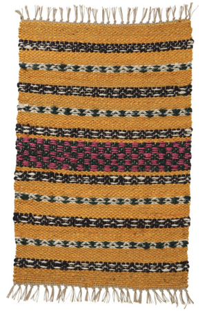 Tribal Floor Mat
