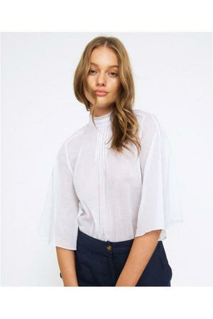 Freya Top White