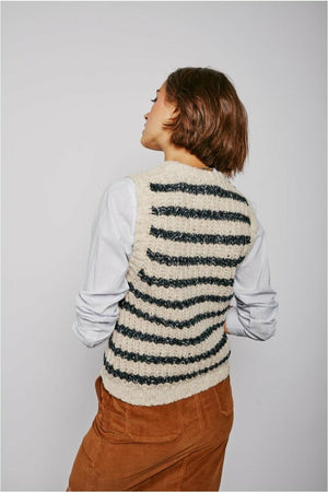 Namastou Stripes Jumper