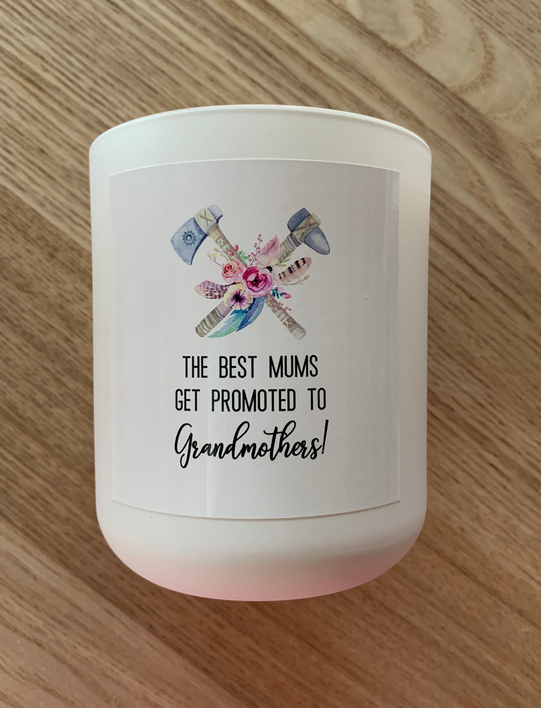 All the best mums get promoted to Grandmothers - Large