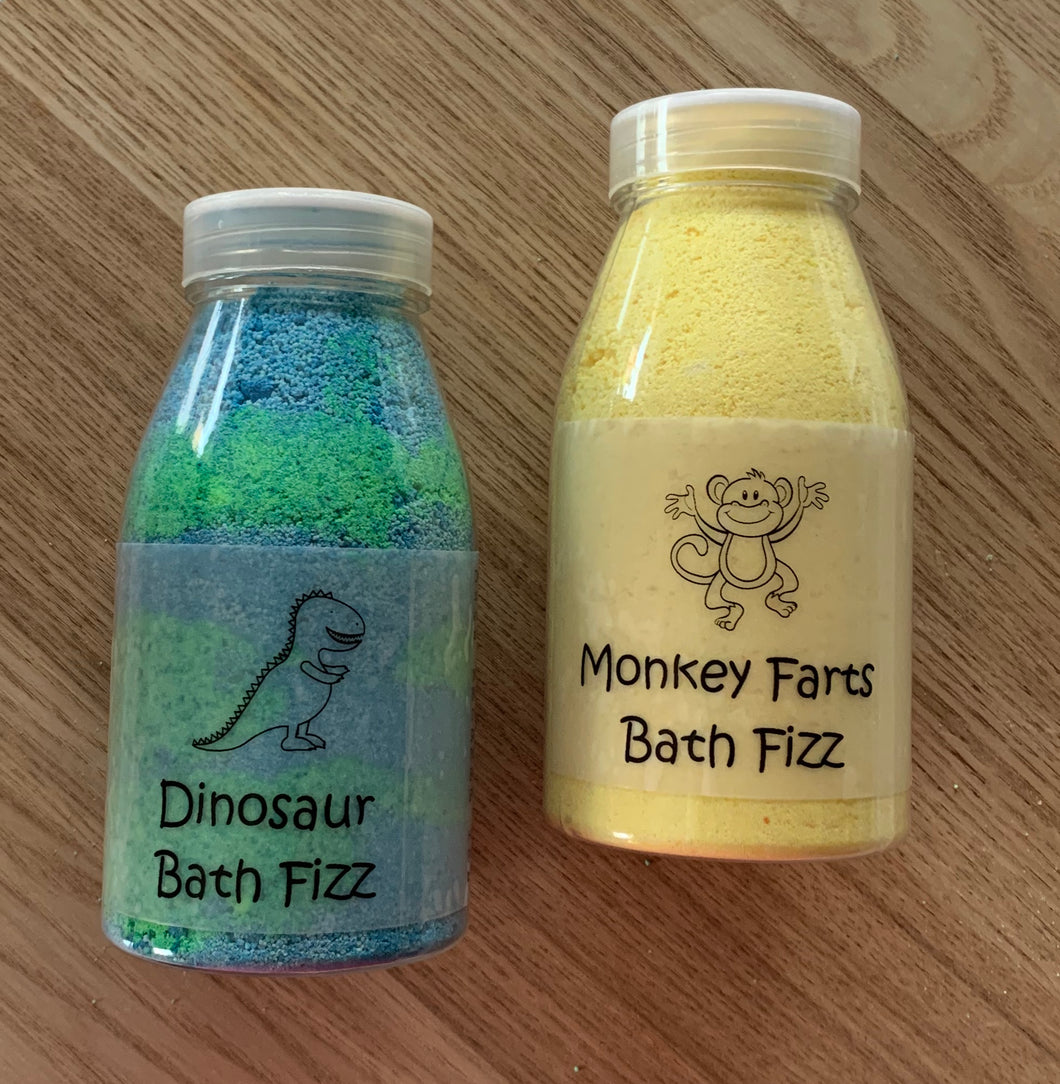 Monkey Farts Bath Fizz