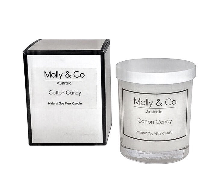 Cotton Candy soy candle