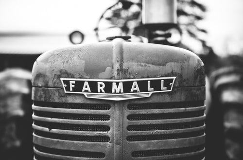 Farmall - Soy candle