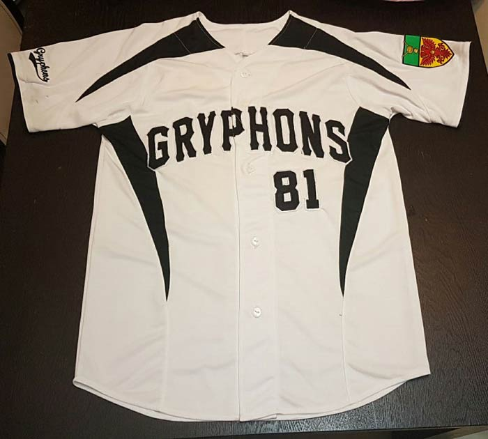 BASEBALL AND SOFTBALL JERSEYS