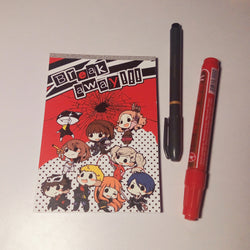Persona 5 Notepads