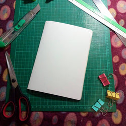 Blank Sticker Album (DIY Edition)