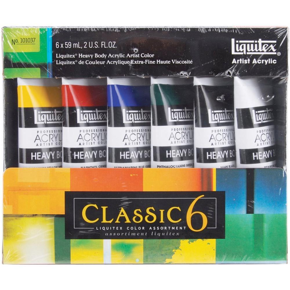 Liquitex Heavy Body Classic Professional Acrylic Paint