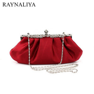 Evening Bag, Chain Clutch,  Delivers in 16-26 days