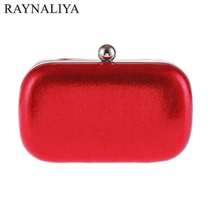 Fashion Women Clutch Flap Shoulder Chain Evening Bags,  Comes in 6 colors. Delivers in 16-26 days.