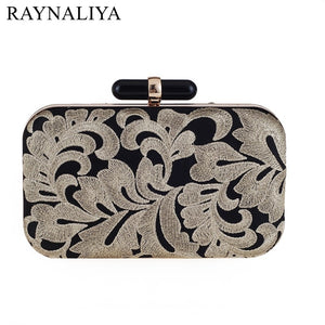 Luxury Handmade Clutch, Flower Evening Bag, Delivers in 16-26 days