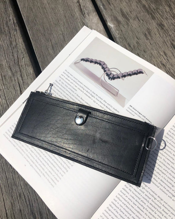 Lair Hoss Wallet Black