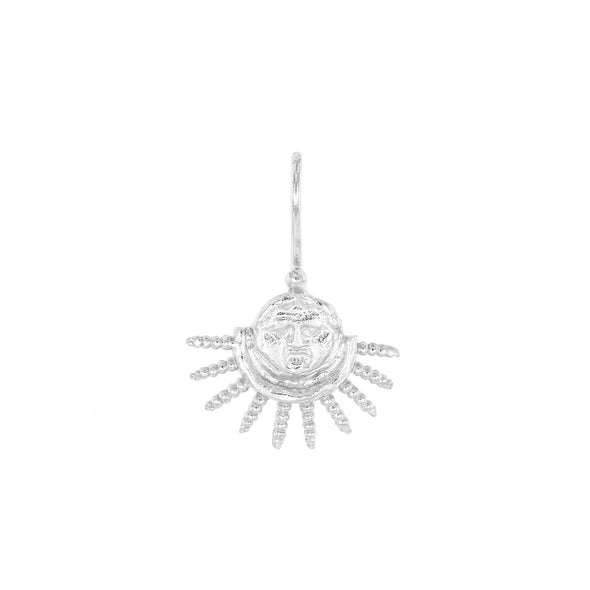 Cleopatras Bling Lampetia Pendant Silver