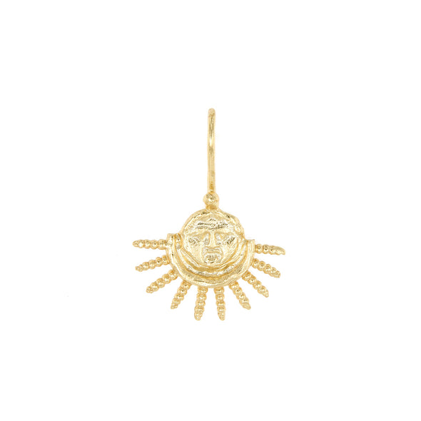 Cleopatra's Bling Lampetia Pendant 18K Gold Plated
