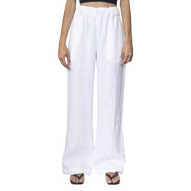 MATIN Pull On Pant Ivory