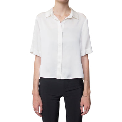 Lair Wear Smith Button Up Shirt White