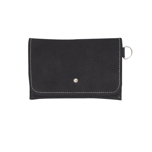 the-lair-porter-wallet-black-suede
