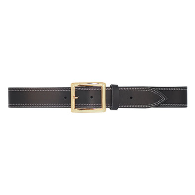 Lair Daisy Belt Gold White Stitch