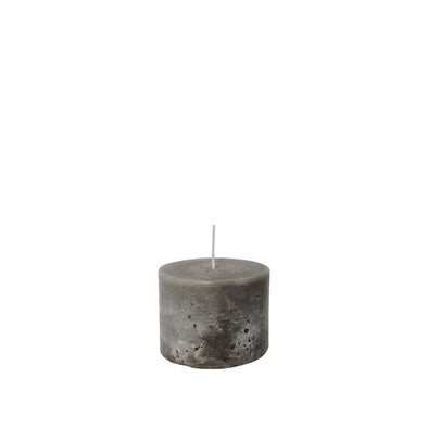A Little Light Ombre Chapel Candles Extra Small Earth