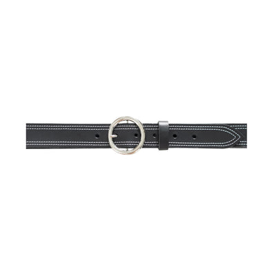 Lair Texas Belt White Stitch