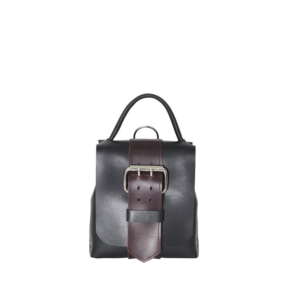 Lair Elliot Convertible Backpack Plum
