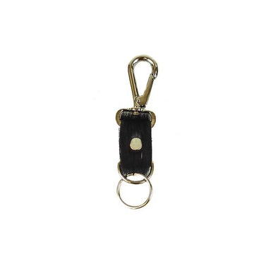 Lair Fur Keyring Black