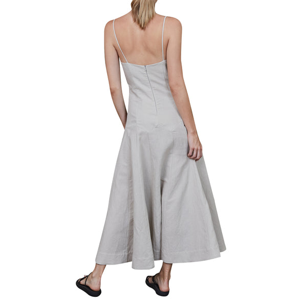 The_Lair_Bec_&_Bridge_Sahara_Midi_Dress_Linen