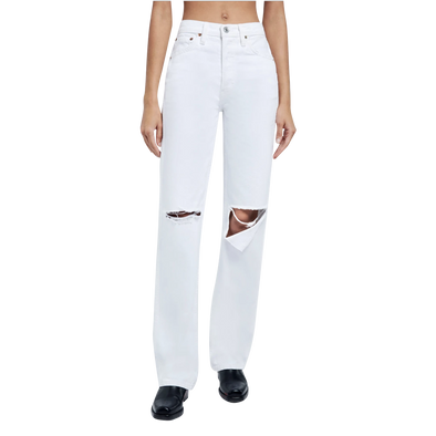 the-lair-re/done-90s-high-rise-loose-white-with-rips