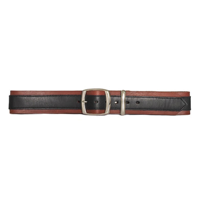 LAIR Wear Verona Belt Black on Brown