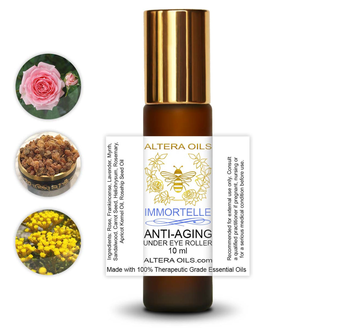 Immortelle Anti-Aging Under Eye Roller