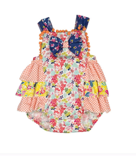 Calypso Infant & Toddler Sunsuit