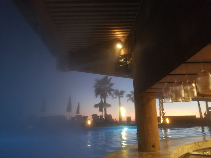 Another Successful Misting Story at a Beach Resort