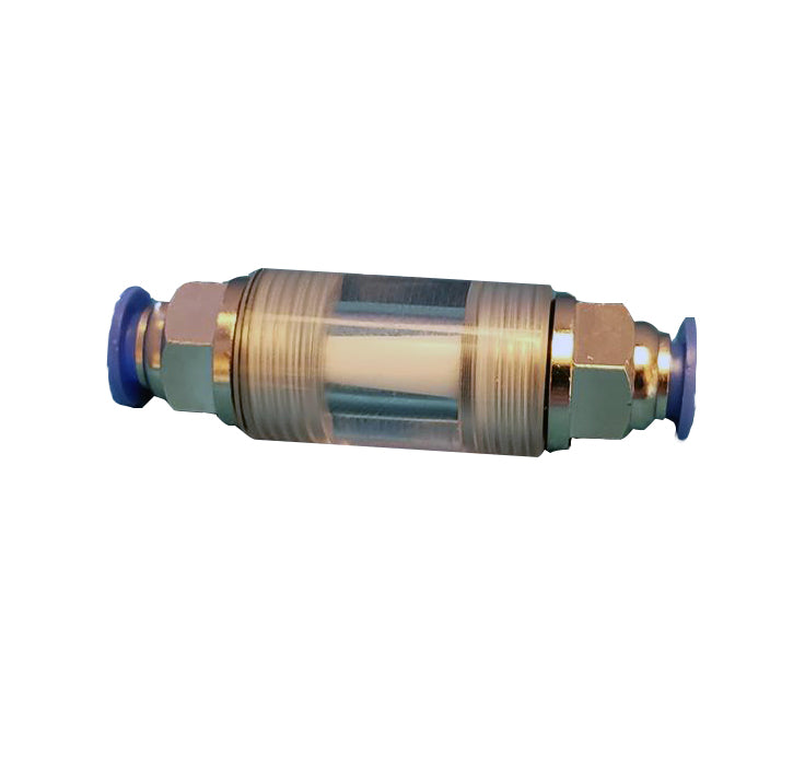 5 Micron inline filter for portable misting - Portable misting rentals