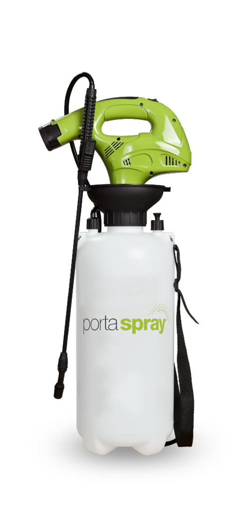 PortaSpray - sprayer battery operated - Portable misting rentals