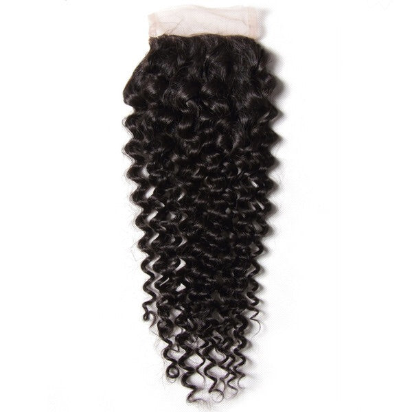 Curly Wave - 4*4  Closure