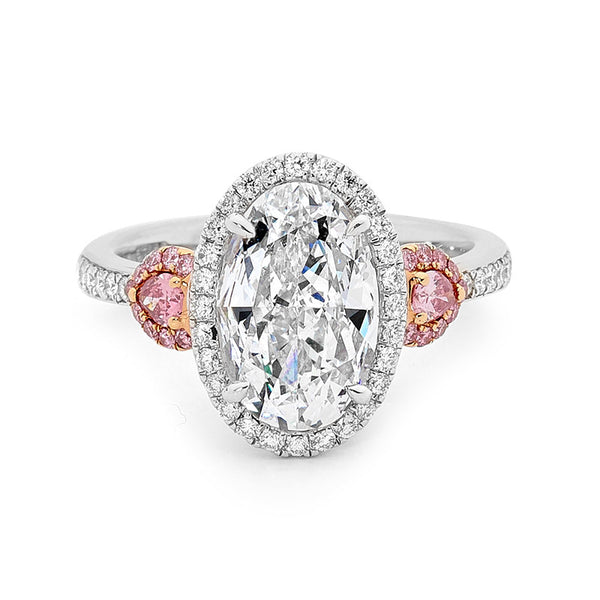 Diamond Engagement Rings: How to choose an Oval Diamond