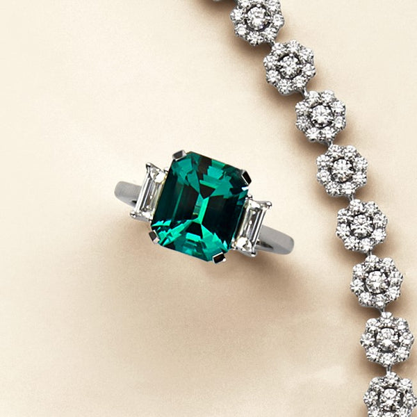 Make them Green with Envy with Emerald Jewellery