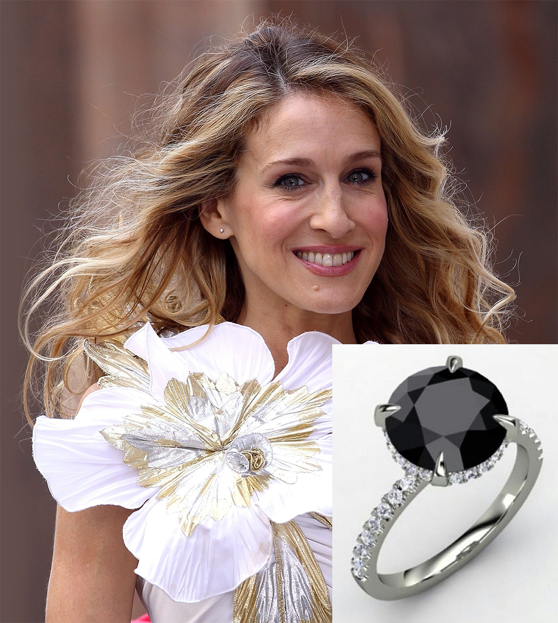 Timeless & Unique: The Black Diamond Engagement Ring – Linneys Jewellery