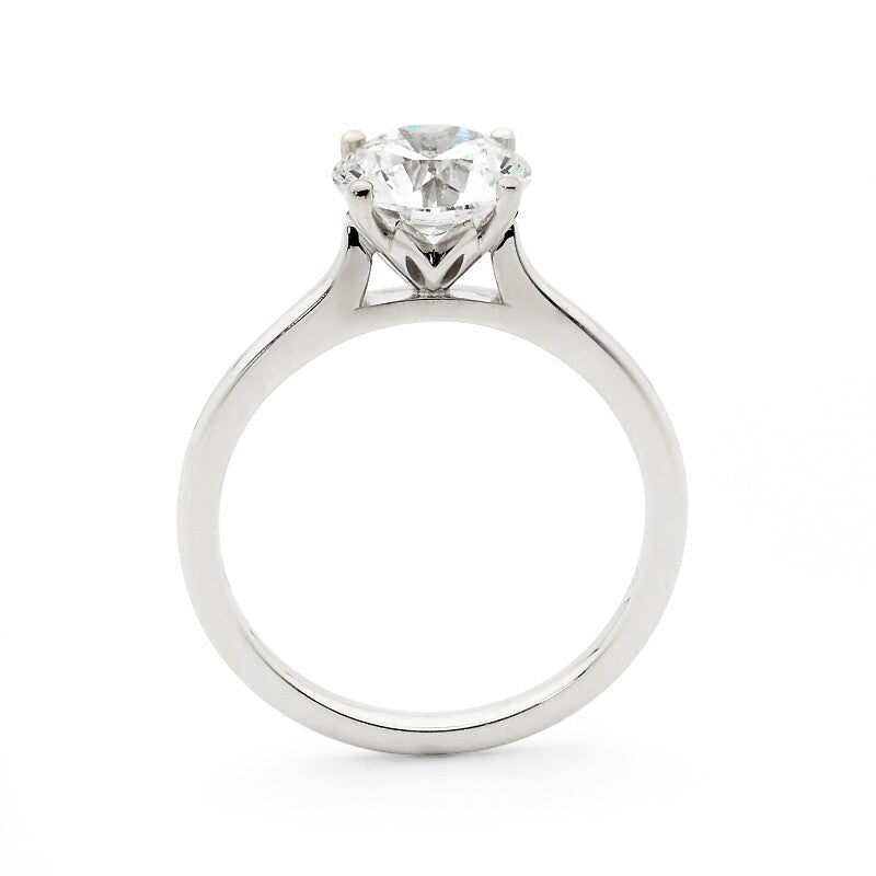 Canopy Diamond Ring
