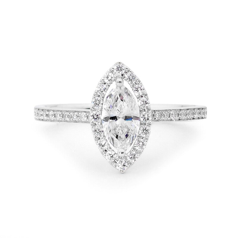 Marchioness Diamond Ring